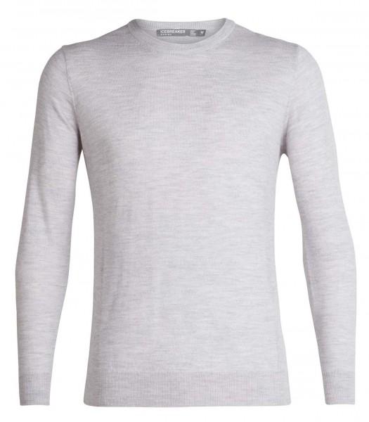 Icebreaker Shearer Crewe Sweater Men Pullover Merino