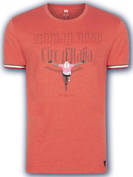 Maglio Rosa T-Shirt Men Le Patron
