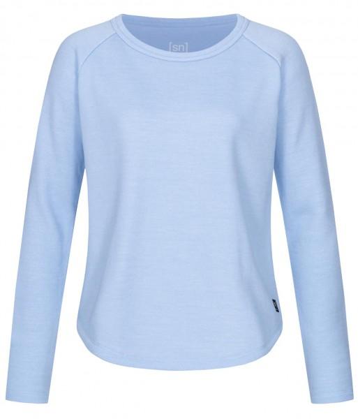 super.natural Knit Sweater Women Pullover Merino