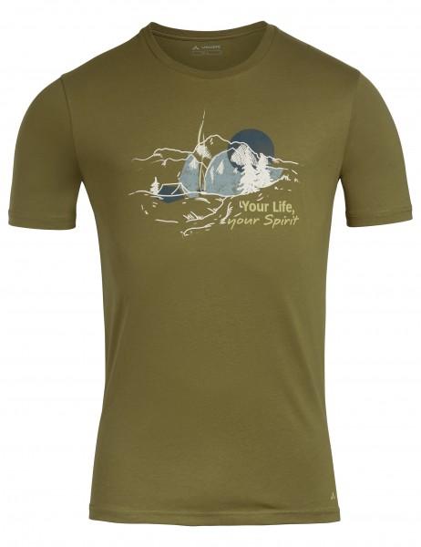 YLYS T-Shirt Men Vaude