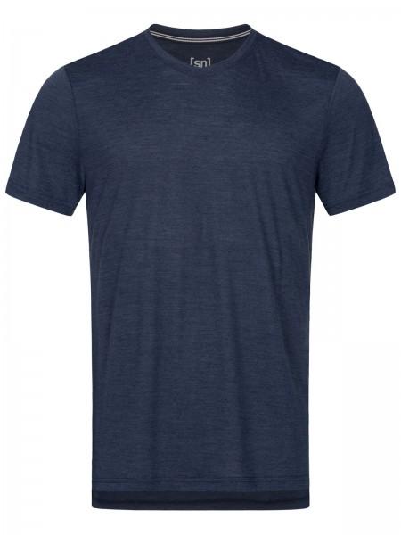 super.natural Asher Tee Men T-Shirt Merino