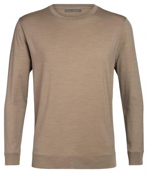 Icebreaker Nature Dye Drayden LS Crewe Shirt Men Merino Sommerpullover Pullover